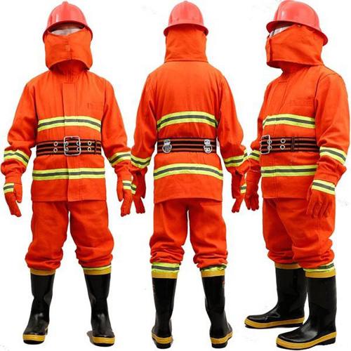 牛津布用于消防服